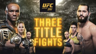 UFC 261 Stream: How To Watch Usman vs. Masvidal 2 via ESPN+