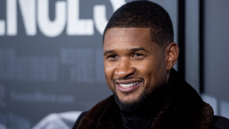 R&B Singer Usher Gets Called Out By Stripper For Allegedly Throwing Fake Money With His Face On It At Strip Club