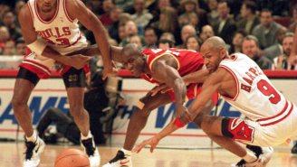 Vernon Maxwell Confirms NBA Urban Legend About Bringing A Handgun To Pickup Games
