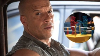 Vin Diesel To Star In 'Rock 'Em Sock 'Em Robots' Movie, But Unfortunately Not As One Of The Robots
