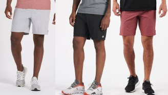 The New 'One Short For Every Sport' Vuori Kore Athletic Shorts Are Here Just In Time For Summer