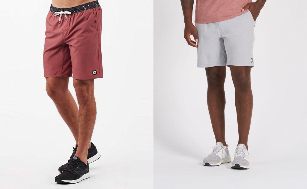 Vuori Kore Athletic Shorts