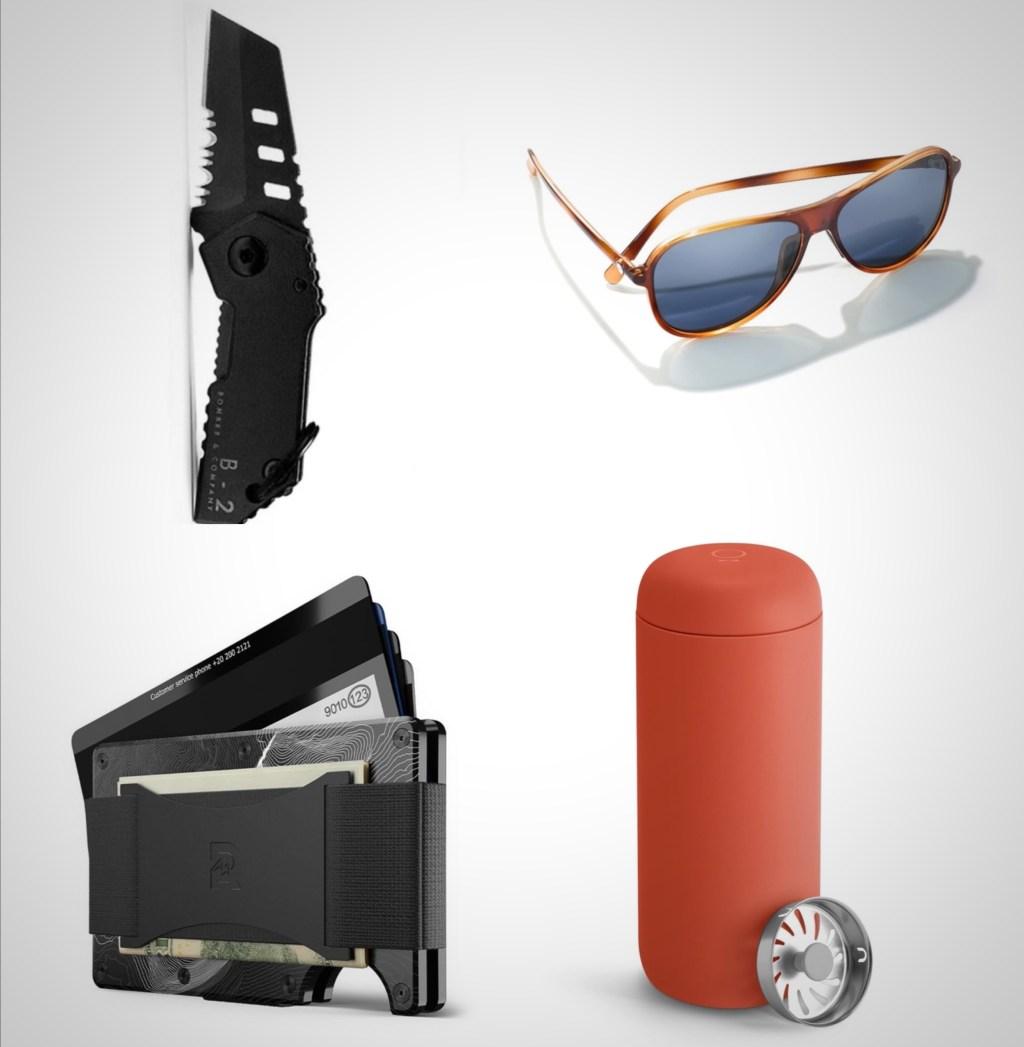 warm weather everyday carry essentials