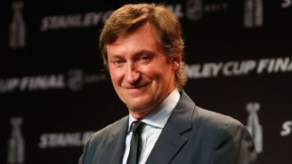 Here's The Advice Wayne Gretzky Gives You About Achieving Success If You're Lucky Enough To Have Him As A Mentor