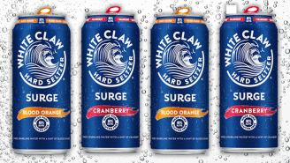Is White Claw's 8% ABV 'Surge' The New King Of Hard Seltzers? We Threw Some Back To Find Out