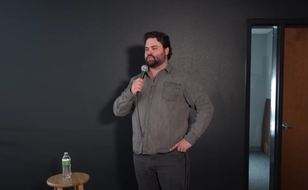 why every comedian's special is the same