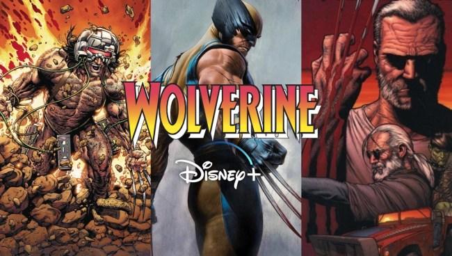 wolverine series