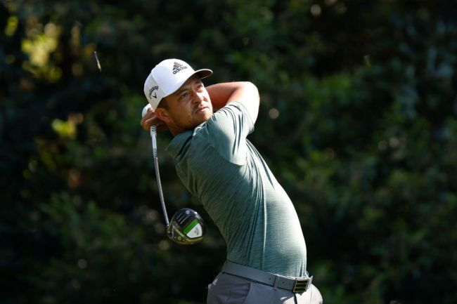 masters conditions firm xander schauffele torture