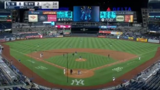 Angry Yankees Fans Throw Baseballs And Other Objects On The Field As Team Gets Crushed By The Tampa Bay Rays