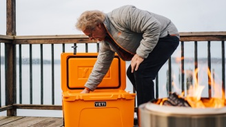 YETI Coolers Announces New King Crab Orange Collection