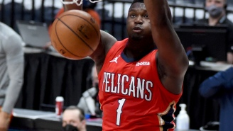NBA Fans Burn Woj For Saying Zion Williamson To The Knicks Is 'Something To Watch'