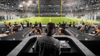 The Raiders Are Going To Have A Literal Party In The End Zone, Allegiant Stadium To Feature Nightclub With Bottle Service
