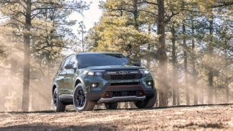 Ford Targets Outdoor Adventurers With Off-Road-Ready 2021 Explorer Timberline