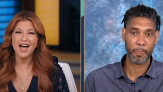 ESPN's Rachel Nichols Angers Fans After She Asked Tim Duncan About LeBron James During His Hall Of Fame Interview