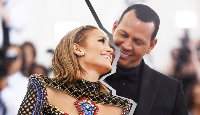 Alex Rodriguez Still Setting Extra Place Settings At Dinner Table For JLo