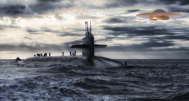 American Submarines Detect Unexplainable Crafts Moving Underwater