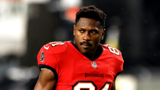 Antonio Brown Facing New Civil Lawsuit Over Altercation With Moving Truck Driver