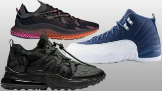 Best Shoe Deals: How to Buy The Nike Air Max 270 Bowfin 'Triple Black'