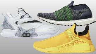 Best Shoe Deals: How to Buy The adidas UltraBoost Laceless 'Legend Ink'