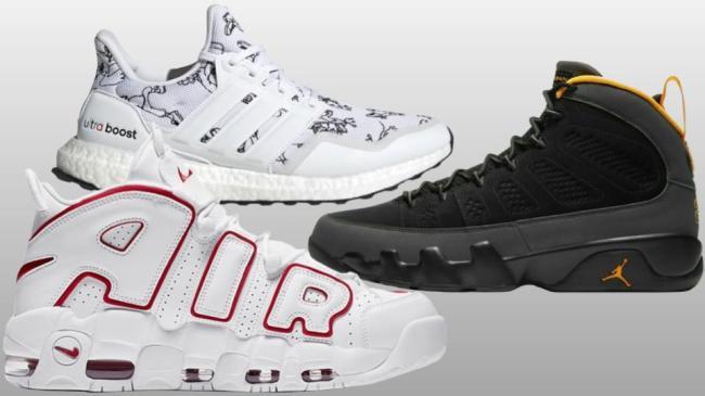 Best Shoe Deals 5/3