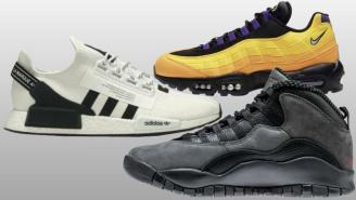 Best Shoe Deals: How to Buy The Nike LeBron James x Air Max 95 NRG Lakers