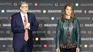 Bill Gates Gave Melinda $1.8B In Stocks The Day She Filed For Divorce, Translator Denies Role In Split