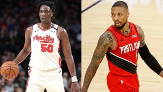 Damian Lillard Defends Ex-Teammate Caleb Swanigan, Who Bounced Around Homeless Shelters As A Kid And Whose Father Died Of Obesity When He Was 16