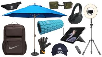 Daily Deals: Patio Umbrellas, Surface Pros, adidas Sale And More!