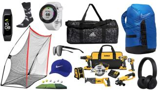 Daily Deals: Tool Combo Kits, Golf Net Bundles, Smartwatches And More!
