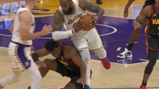 LeBron James Appears To Take A Shot At Solomon Hill For Injuring Him Earlier In The Season