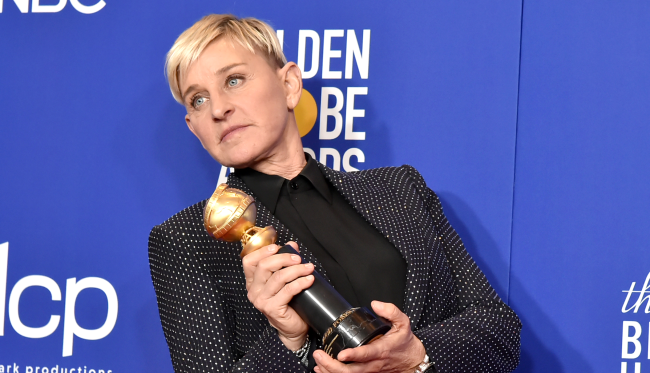 Ellen DeGeneres Toxic Workplace Claims Orchestrated Misogynistic
