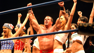 Former WWE, WCW Star Marcus 'Buff' Bagwell Arrested And Facing 17 Charges After Another Driving Incident