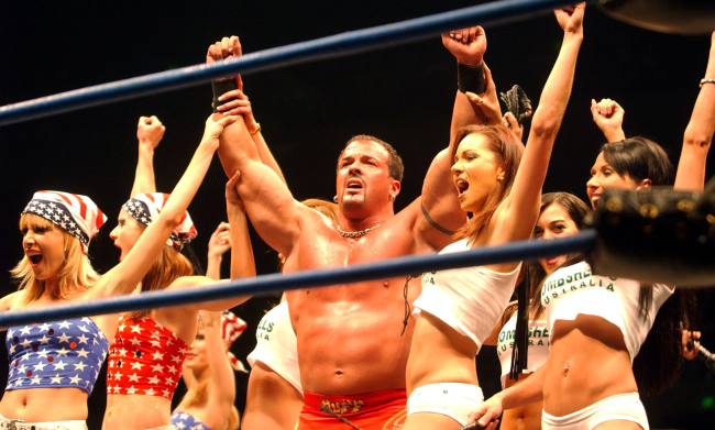 Ex-WCW Star Buff Bagwell Facing 17 Charges After Driving Incident
