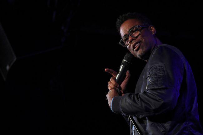 Chris Rock rails against cancel culture, says outrage against art is disrespectful.