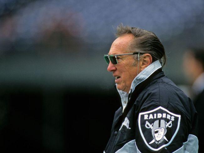 Al Davis Oakland Raiders