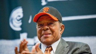 Baseball Legend Willie Mays Will Be The Subject Of Upcoming HBO Documentary