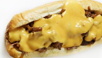 A Philadelphia Community Broke The World Record For Longest Cheesesteak But It's A Complete And Total Sham