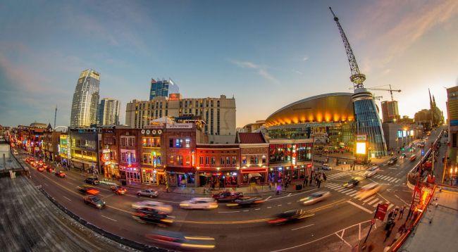 Nashville Broadway Tennessee