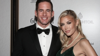 HGTV's Tarek El Moussa Using A Yacht Horn To Score A First Date With Heather Rae Young Is The Stuff Legends Are Made Of