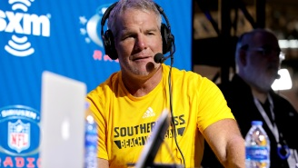 Brett Favre Ignores And Blocks Reporter Who Asked Him If He Was Ever Going To Repay $600k In State Welfare Funds As Promised
