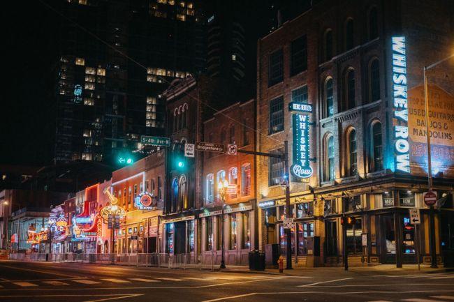Metro Nashville Police have identified Nicholas Newhart as man swinging colostomy bag at Kid Rock's Honky Tonk Rock 'N Roll Steakhouse.