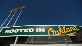 Oakland A's Fans Blast The Team For Seriously Considering Relocating To Another City While Running 'Rooted In Oakland' Campaign