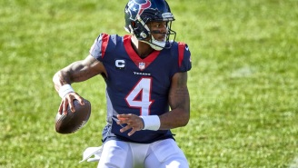 Houston Store Is Selling Deshaun Watson's Jersey At 50 Percent Discount After Team Drafted QB