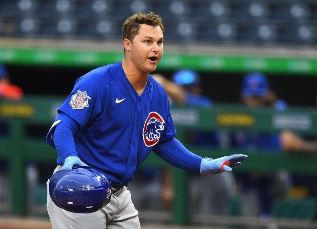 Joc Pederson Chicago Cubs