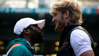 Logan Paul Added 24/7 Security After Floyd Mayweather Threatened To Kill Him And His Brother During Hat-Stealing Incident