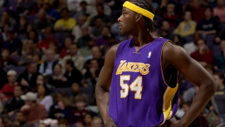 Former Laker Kwame Brown Rips Stephen Jackson, Matt Barnes, And Gilbert Arenas To Shreds In Profane Rant