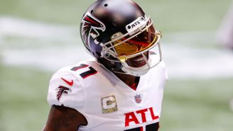 Julio Jones Confirms He Will Not Play For Falcons Or Cowboys After Shannon Sharpe Ruthlessly Cold-Calls Him Live On-Air