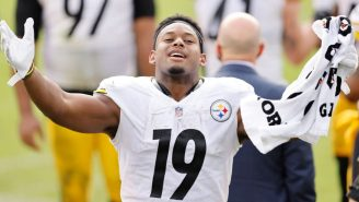 JuJu Smith-Schuster Was Surprised By His Options, Lack Of Multi-Million Dollar Deals During Free Agency