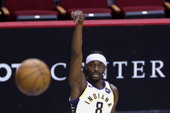 Justin Holiday Pacers NBA