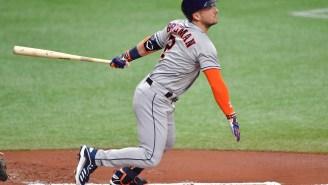Astros' Alex Bregman Shuts Up Trolling Yankees Fans Chanting 'A–Hole' At Him By Hitting A Home Run